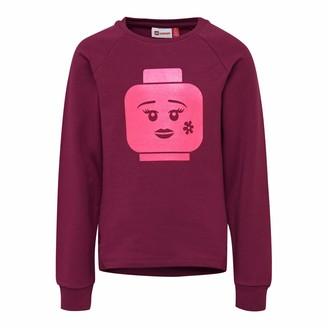 Lego Wear Girls' Lego LWSIMONE d Sweatshirt