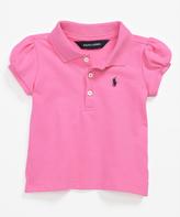 Ralph Lauren Maui Pink Polo - Toddler