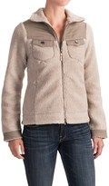 Royal Robbins Tumbled About Jacket - Sherpa Fleece (For Women)