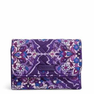 Vera Bradley RFID Riley Compact Wallet