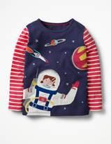 Boden Space Girl T-shirt