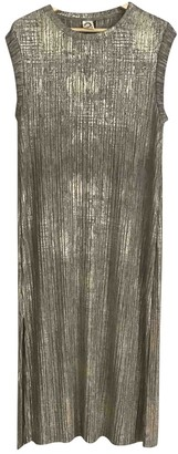 Anthropologie Metallic Dress for Women