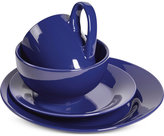 Tabletops Unlimited Corsica Collection 4-Pc. Blue Place Setting