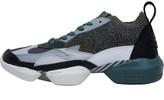 Reebok Classics Mens 3D OP. Fractional Trainers Cool Grey/Chalk/Green