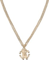 Roberto Cavalli Icon necklace