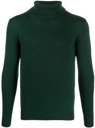 Roberto Collina Roll Neck Wool Jumper