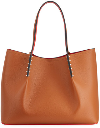 Christian Louboutin Cabarock Large Leather Tote Bag