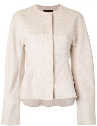 Proenza Schouler Nipped Waist Fitted Jacket