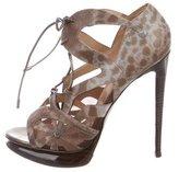 Nicholas Kirkwood Karung Mesh Sandals