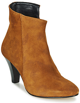 Ippon Vintage PURDEYS LAND women's Low Ankle Boots in Brown