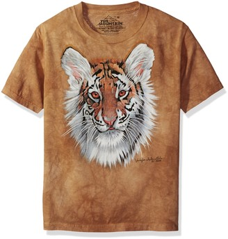 The Mountain Tiger Cub Child T-Shirt