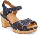 Clarks Artisan Women's Ledella Trail Platform Sandals