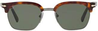 Persol Square Frame Sunglasses