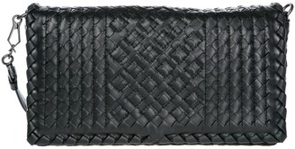 Bottega Veneta Intrecciato Medium Clutch Bag