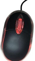 Gaming Mouse Mice 1200 DPI USB Wired Optical Gami Mouse Mini (A)