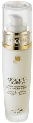 Lancôme Absolue Premium Bx Lotion SPF 15