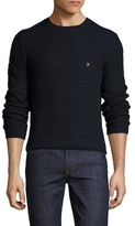 Farah Hewlett Ribbed Sweater
