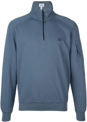 C.P. Company spread collar jumper