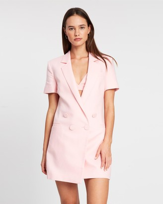 By Johnny. Eden Structured Blazer Dress