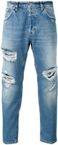 Dondup distressed jeans - men - Cotton - 34