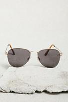 Forever 21 Men Browline Aviator Sunglasses