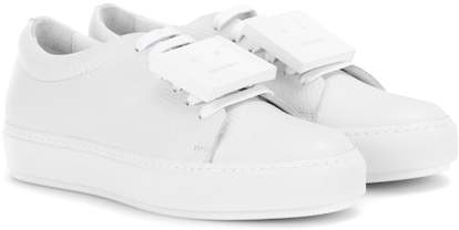 Acne Studios Adriana leather sneakers
