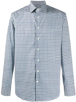 Etro All-Over Print Shirt