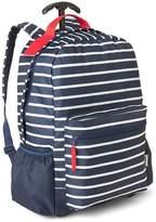 Stripe roller backpack