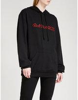 Rodarte Radarte jersey hoody
