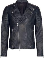 Allsaints Allsaints Jasper Leather Biker Jacket