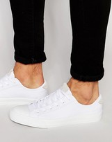 Pull&bear Trainers With Chunky Sole In White