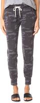 Monrow Neutral Camo Sporty Sweatpants