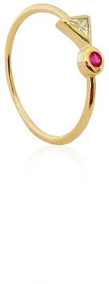 Daixa Somed Danae Gold Ring