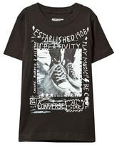 Converse Black Established 1908 Graphic Tee