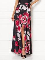 New York & Co. Eva Mendes Collection - Alin Slit Maxi Skirt