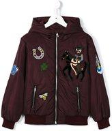 Dolce & Gabbana 'Sicilian Western' hooded jacket