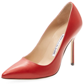 Manolo Blahnik BB 105 Pointed-Toe Pump