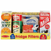 Melissa & Doug Let's Play House! Fridge Fillers