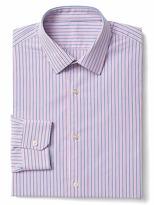 Gap Poplin stripe standard fit shirt