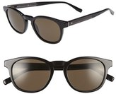 BOSS Men's '0803/s' 51Mm Sunglasses - Black/ Grey