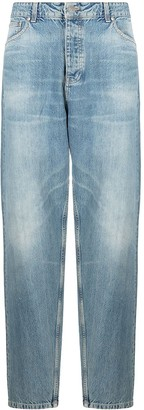 Tom Wood Carrot selvedge jeans