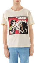 Gucci Snow White Graphic T-Shirt
