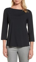 Women's Emerson Rose Three Quarter Sleeve Top