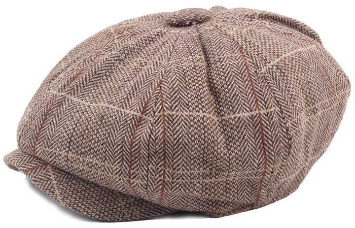 8c6819607c871 Mens Tweed Cap - ShopStyle Canada