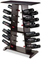 Winsome Trading Marlo 24-Bottle Wine Rack in Espresso