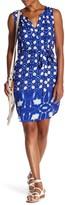 Velvet by Graham & Spencer Bonita Sleeveless Print Dress
