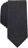 Bar III Knit Solid Slim Tie