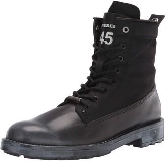 Diesel Men's Combat Boot