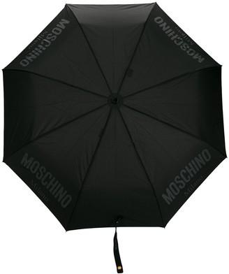 Moschino Medium Logo Umbrella