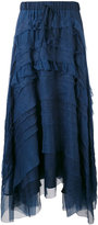 P.A.R.O.S.H. Siridey skirt - women - Silk/Polyester - XS